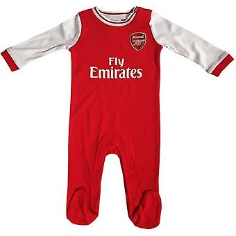 Arsenal Sleepsuit 6/9 mths RT