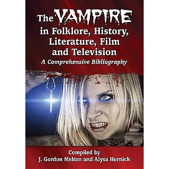 The Vampire in Folklore - History - Literature - Film and Television -