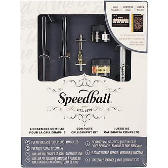 Speedball Complete Calligraphy Kit- 3062
