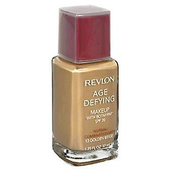Revlon Age Defying Makeup With Botafirm Spf 15 13 Golden Beige