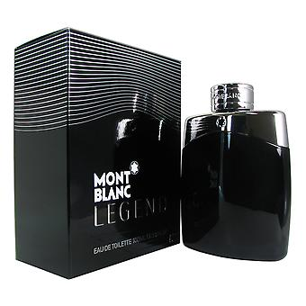 Legend for Men by Mont Blanc 3.3 oz EDT Spray