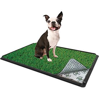 Indoor Turf Dog Potty Classic Plus Connectable 16