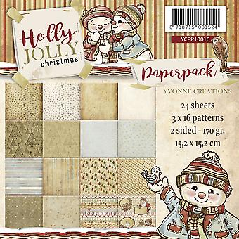 Yvonne Creations Double-Sided Paper Pack 6