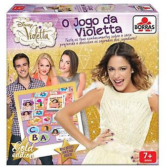 Educa Game Of Violleta (Portuguese) (Speelgoed , Educatief En Creatief , Vocabulaire)