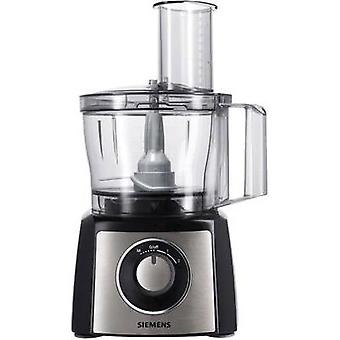 Food processor Siemens MK3501M 800 W Black, Stainless steel (brushed)