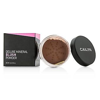 Cailyn Deluxe Mineral Blush Powder - #03 Dusty Rose 9g/0.32oz