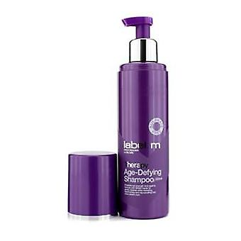 Label.m Therapy Age-Defying Shampoo (Gently Cleanse While Restoring Replenishing and Rejuvenating Hair) - 200ml/6.8oz