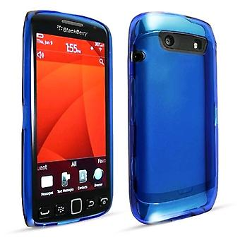 Technocel Slider Skin for Blackberry Torch 9850/9860 - Blue