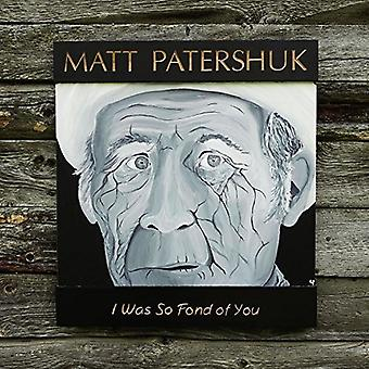 Matt Patershuk - jeg var så glad for du [Vinyl] USA import