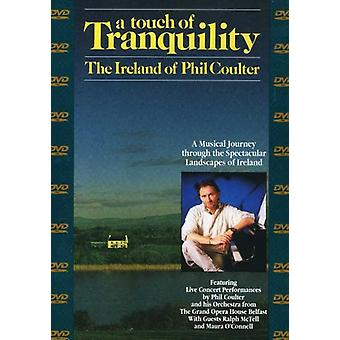 Phil Coulter - Touch of Tranquility [DVD] USA import