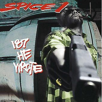 Spice 1 - 187 He Wrote [CD] USA import