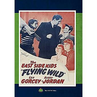 Flying Wild [DVD] USA import