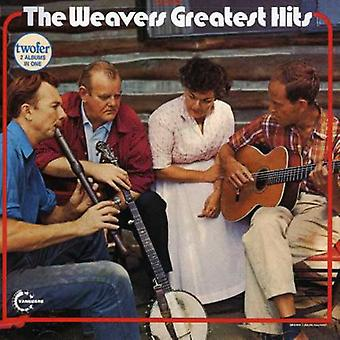 Weavers - Greatest Hits [CD] USA import