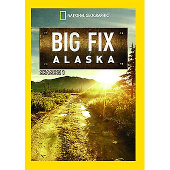 Big Fix: Alaska Season 1 [DVD] USA import