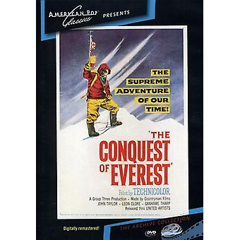 Conquest of Everest (1953) [DVD] USA import