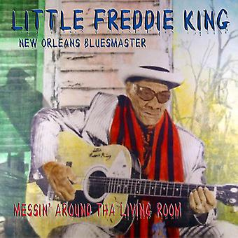 Little Freddie King - Messin omkring Tha stue [CD] USA import