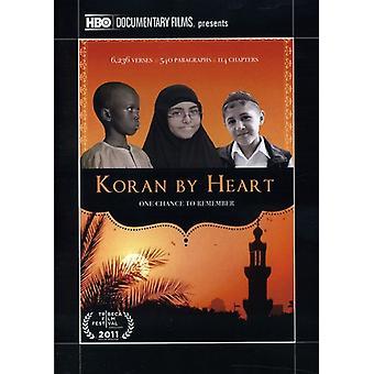 Koran door hart [DVD] USA importeren