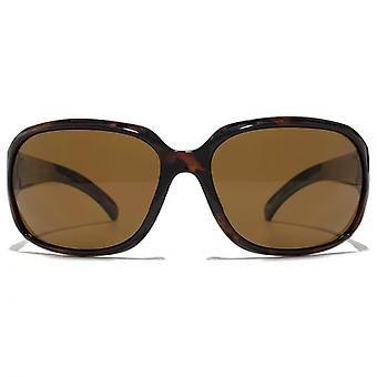 Ryders Eyewear Kira Sunglasses In Tortoiseshell Polarised
