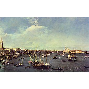 Canaletto - The Sea Poster Print Giclee