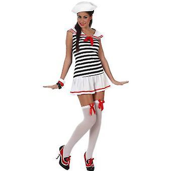 Women costumes  Sexy Navy girl