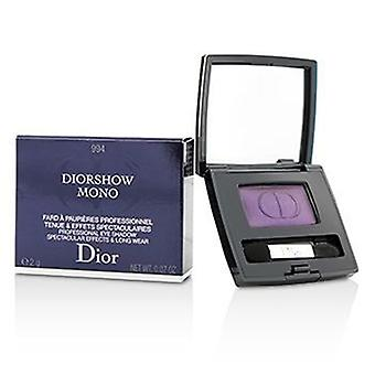 Christian Dior Diorshow Mono professionella spektakulära effekter & Long Wear Eyeshadow - nr 994 Power - 2g/0,07 oz