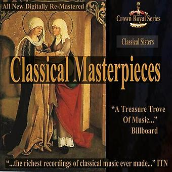Various Artist - Classical Sisters - Classical Masterpieces [CD] USA import