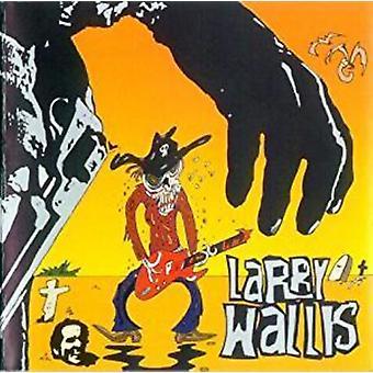 Larry Wallis - død i Guitarfternoon [CD] USA importen