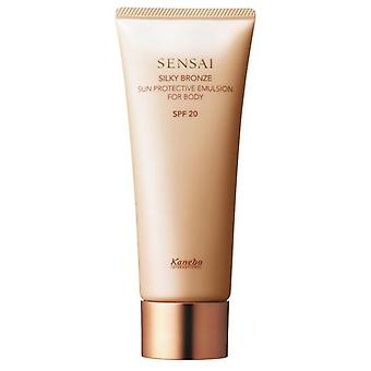 Kanebo Sensai Silky Bronze Sun Emulsion SPF20 150ml