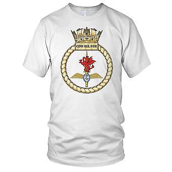 Royal Marines Navy Commando Helicopter Force CHF Ladies T Shirt