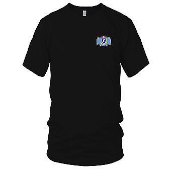 USAF Airforce - USAF Security Services broderede Patch - Herre T-shirt