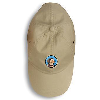 Carolines Treasures  LH9391BU-156 Dachshund Baseball Cap