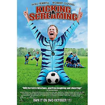 Kicking and Screaming Movie Poster (11 x 17)