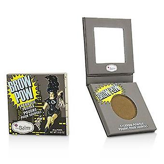 TheBalm BrowPow øyenbryn pulver - #Light brun 0.85g/0.03oz