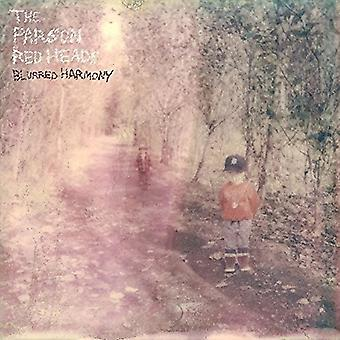 Parson Red Heads - Blurred Harmony [CD] USA import