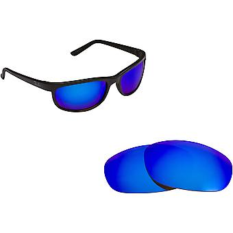Ray Ban Predator 2027 Replacement Lenses Polarized Blue by SEEK fits RAY BAN