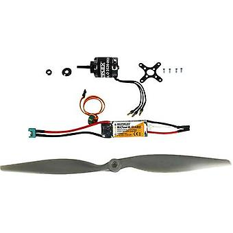 Model aircraft brushless motor Multiplex 332673 Compatible with: Multiplex Ext