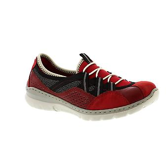 Rouen L3256 - 33 brand/Ros (rood) Womens Trainers