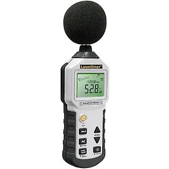 Laserliner SoundTest-MasterNoise level meter, sound measurement device with integrated long-term memory 31.5