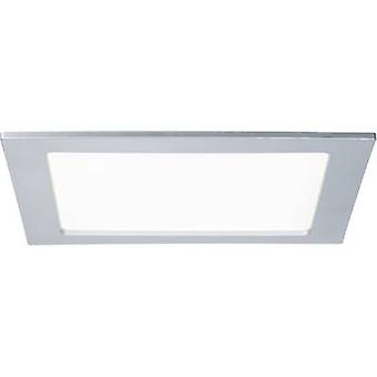LED bathroom recessed light 18 W Neutral white Paulmann