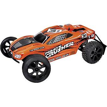 T2M Pirate Crusher Brushed 1:10 RC model car Electric Truggy RWD RtR 2,4 GHz