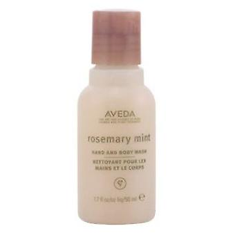 Aveda Rosemary Mint Hand and Body Wash 50 ml