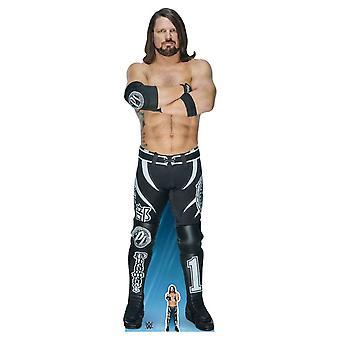 A.J. Styles WWE Lifesize Cardboard Cutout / Standup / Standee