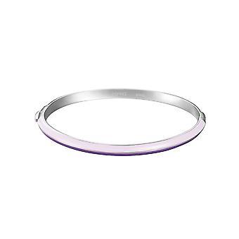 ESPRIT ladies bracelet Bangle steel Pink/Purple ESBA10212F600