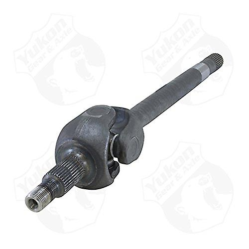 Yukon (YA D660124-2) 1541H Left Replacement Axle Assembly for Ford Dana 44 Differential