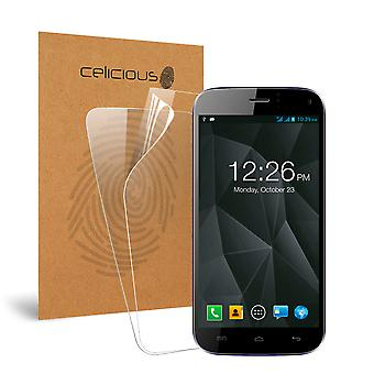 Celicious Vivid Invisible Screen Protector for Micromax Canvas Turbo A250 [Pack of 2]