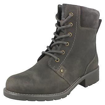 Senhoras Clarks tornozelo botas Orinoco Spice