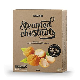 PROZIS - steamed chestnuts, 200 g -.