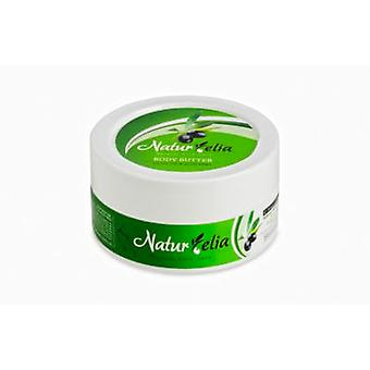 Body butter olive oil and Aloe Vera, moisturizing, hydrating 200ml.