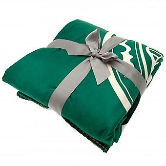 Celtic Sherpa Fleece Blanket
