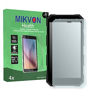 Archos 50 Saphir Outdoor Screen Protector - Mikvon Health (Retail Package with accessories)
